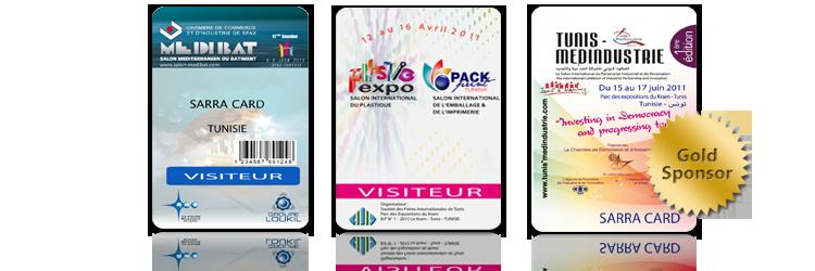 Solution Badge Tunisie Badges Personnalises